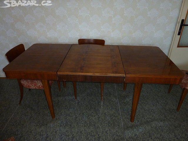 Prodám starožitný nábytek Halabala - obrázek číslo 10