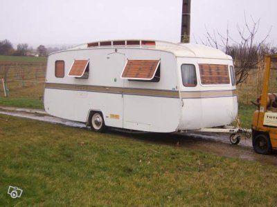Une Belle Notin De 6m De 1977 Caravanes Francaises