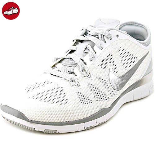 Nike Free 5.0 Tr Fit 5 Damen US 12 Weiß Laufschuh UK 9.5 EU 44.5 (*Partner-Link)