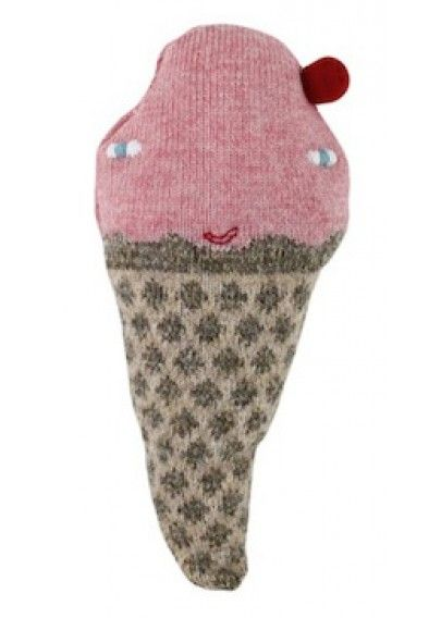 Knitted Ice Cream