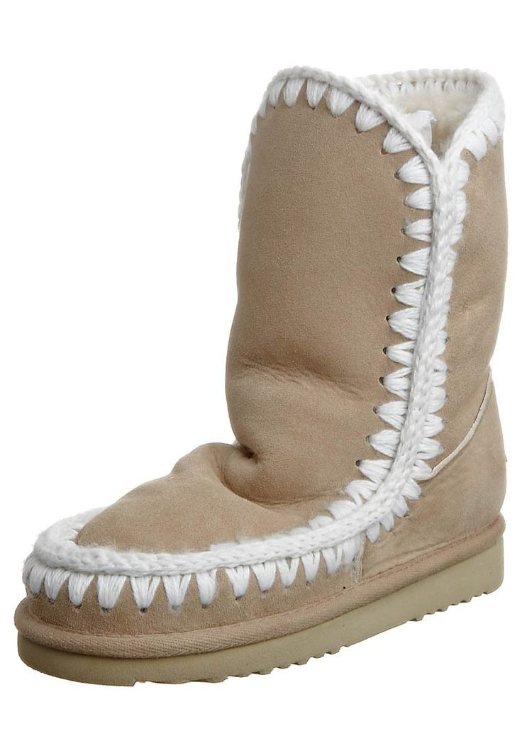 Uggs With Buttons On Side Mou - ESKIMO - Boots -...