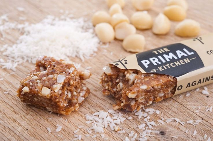 The Primal Pantry 'Paleo-Bars'. Go on our webshop to buy them!