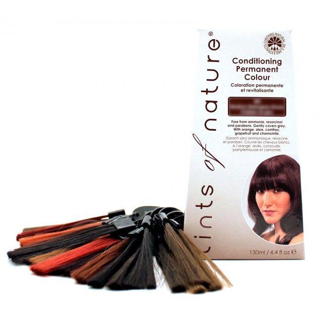 coloration permanente revitalisante 5n brun clair naturel garanti sans amoniaque rsorcine et - Nature Et Soin Coloration Permanente