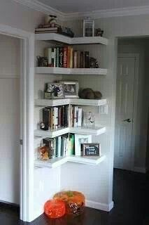 Love this idea and so easy! Great to utilise wasted space.