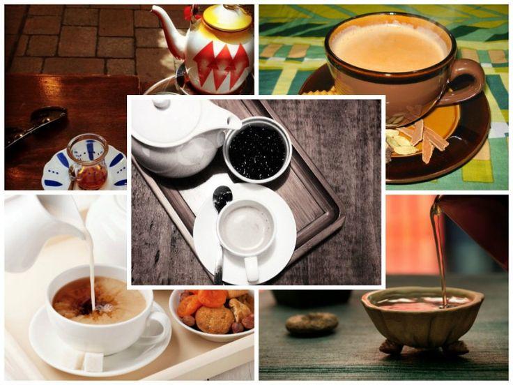 Cum arată o ceașcă cu ceai în 21 de țări ale lumii? (Foto)