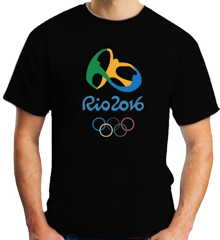 RIO 2016 OLYMPIC GAMES T-shirt