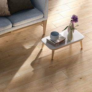 World's End Tiles - Treverkever Wood Effect Natural 200x1200mm
