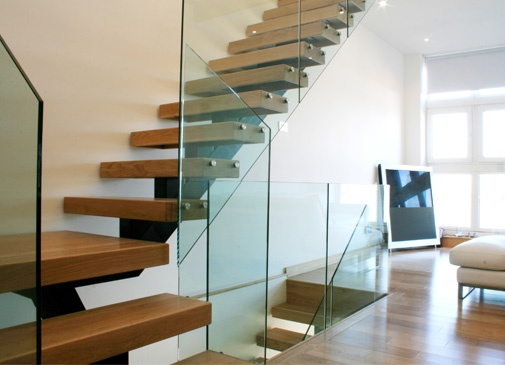 Best Steel Spine Stairs Timber Stair Stairs Steel Stairs 400 x 300