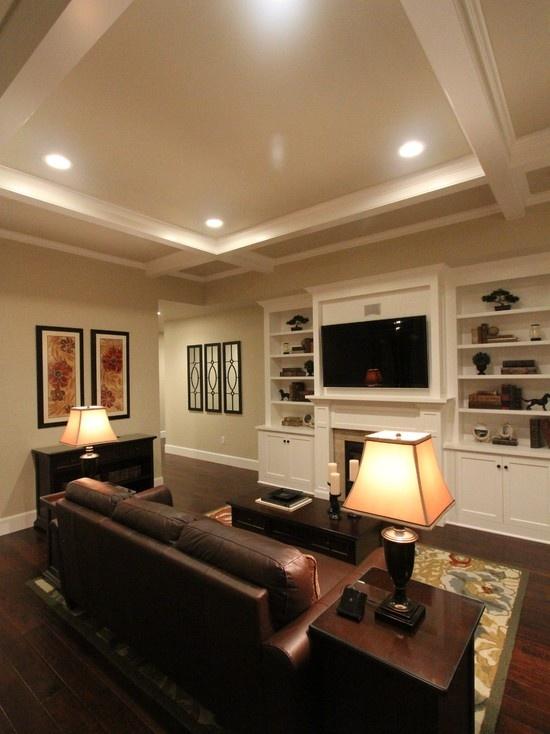 Living Room By Aloha Home Builders