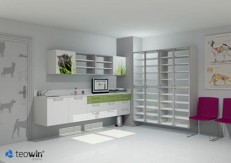 - Mobiliario para veterinaria ...