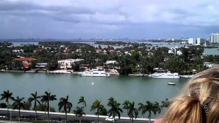 awesome Epic Cruise Ship leaving Miami.  August 28, 2010