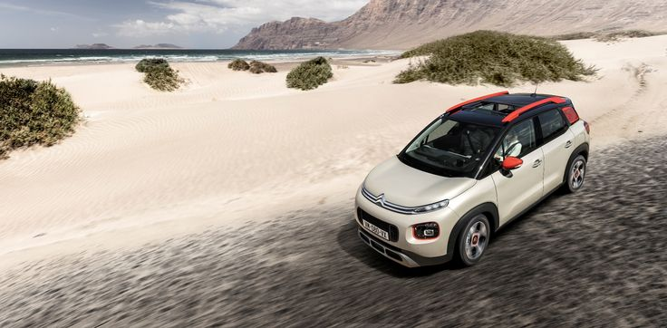 Το Νέο Citroen C3 Aircross (video)