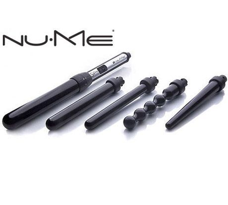 NuMe Lustrum Curling Barrels, $99.99