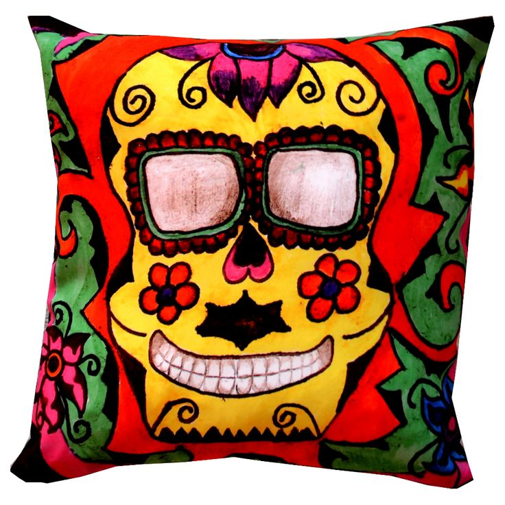 Designer decorative #Mexican #pillow № gd100
