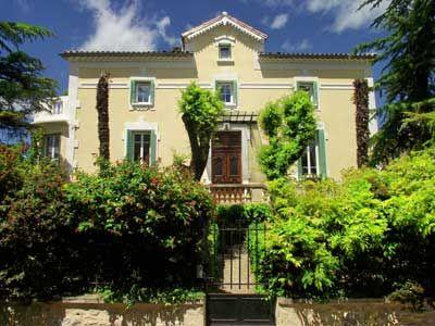 Propriété avec Chambres d'hôtes à vendre près d'Anduze dans le Gard