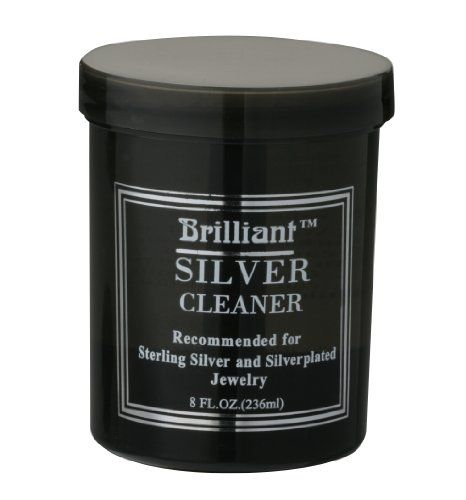 Brilliant 8 Oz Silver Jewelry Cleaner with Cleaning Basket http://ift.tt/2jPIHkj