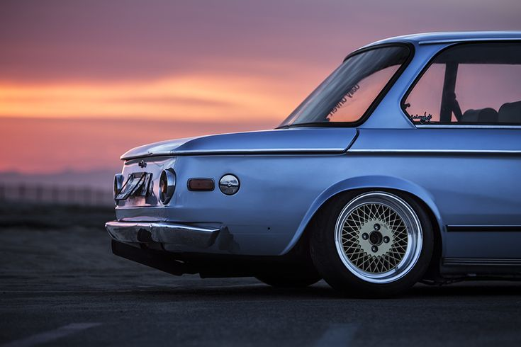 RESPECT YOUR ELDERS :: 1972 BMW 2002