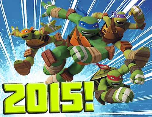 Those who know me know that I absolutely love the Teenage Mutant Ninja Turtles. Perhaps I'm not so into the new cartons like the one I pinned, but Ninja Turtles are the best.