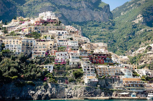 Italy - La côte Amalfitaine
