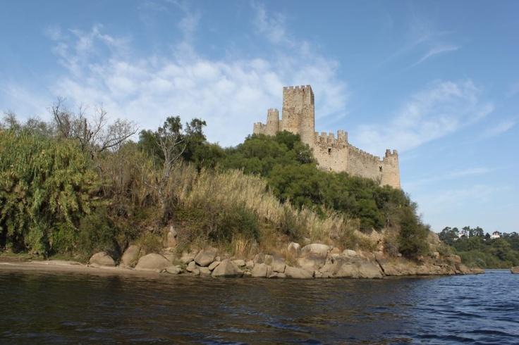 Almourol Catle - Templar's castle