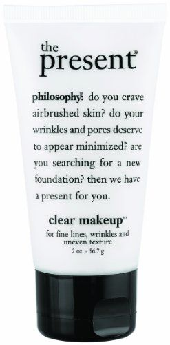 Philosophy The Present Clear Makeup, 2 Ounce for only $22.40 You save: $5.60 (20%) + Free Shipping
