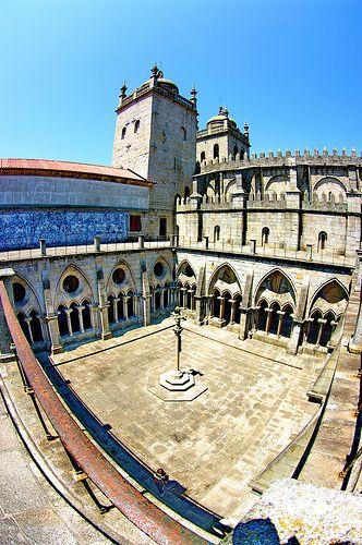 Porto, Sé Catedral, Portugal 14