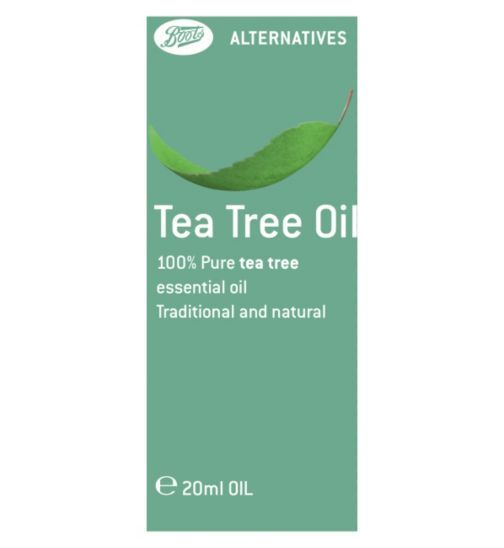 Boots Tea Tree Oil | Traditional and natural