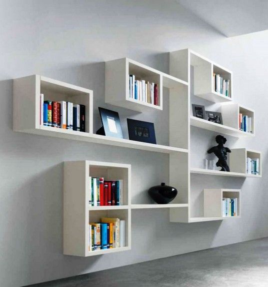 Luxury Simple Bookshelves for Home