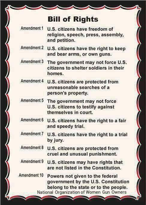 Does the constitution support a stronger state or the federal government? any examples?