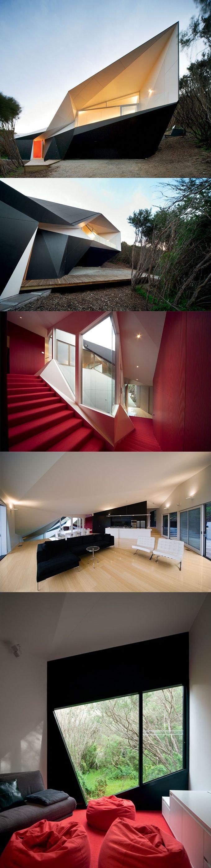 Klein Bottle House   Design: McBride Charles Ryan Photos: John Gollings  Inspired By The