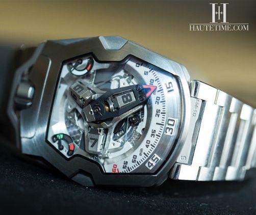UR-210S, URWERK by Haute Time