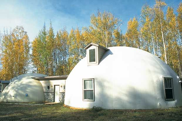 Monolithic Dome Homes One Piece Ecoshells Dome House