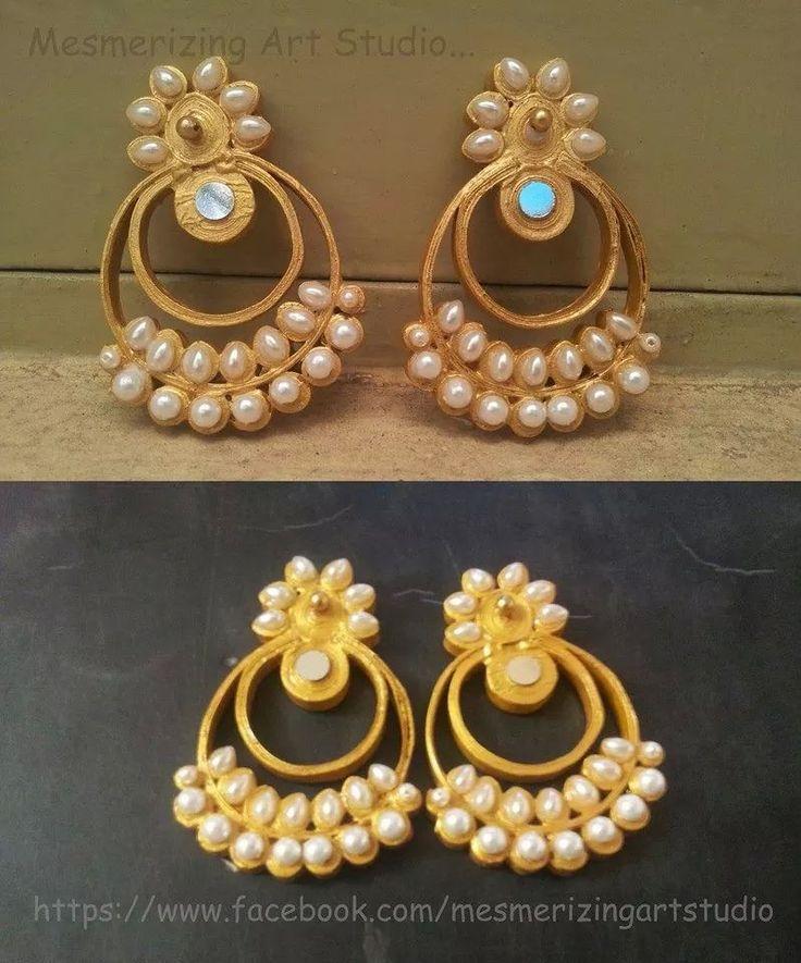 Earrings …