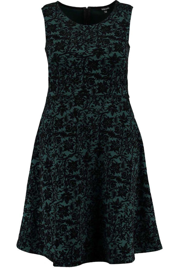 Dress | Flower print | Fashion | Plussize fashion | Jurk