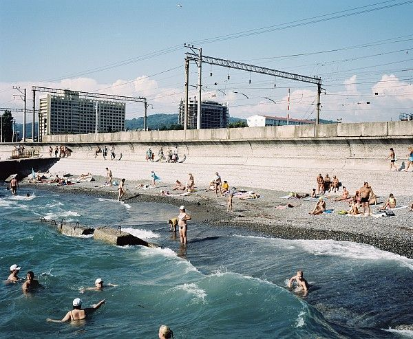 The Sochi Project - The Summer Capital