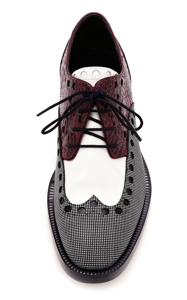Looking for a pair of shoes to help you standout this fall? Here you go. Men's Fashion: Alexander Wang Pre-Fall 2014 Shoes #mensfashion #alexanderwang #fall2014fashion
