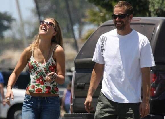 Paul Walker Married Jasmine | Jasmine, Paul Walker's Girlfriend