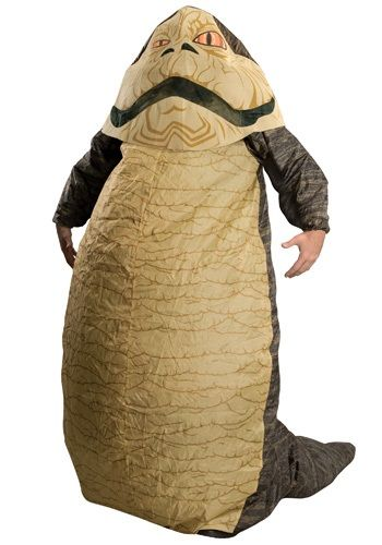 Jabbe the Hutt licensed Star Wars costume that is so unique that you will not have any competition in that costume competition!! #aff