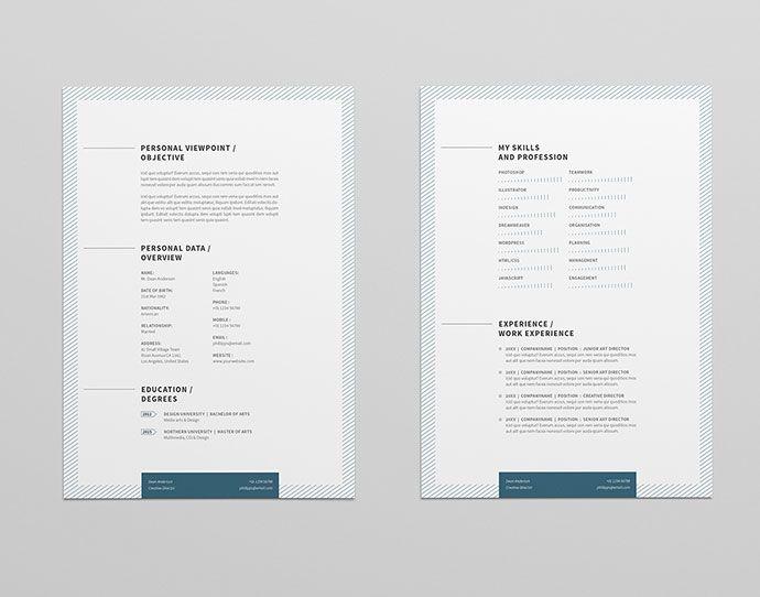 26 best Update My Resume images on Pinterest Resume cv, Resume - interactive resume template