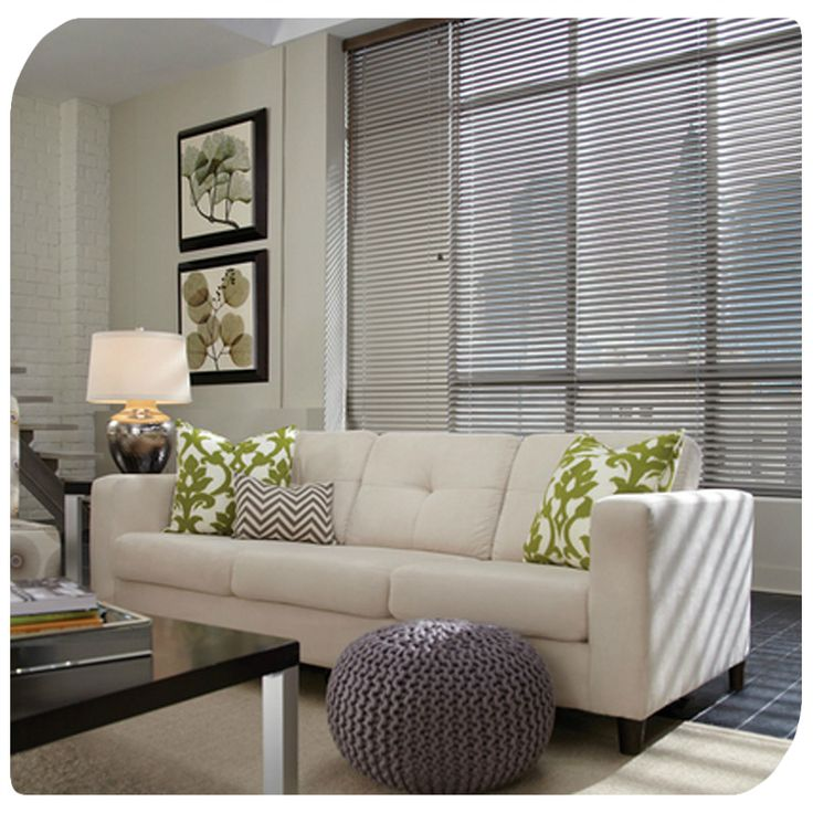 Venetian Blinds look good in any room and offer great privacy
