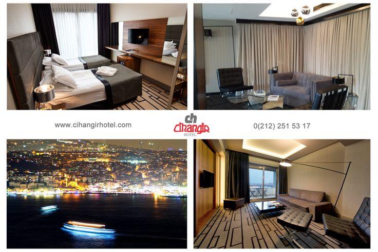 Cihangir Hotel'de konaklarken konforu, şıklığı ve kaliteyi bir arada yaşayacaksınız…   #elegance #comfort #quality #live #travel #hotel #tatil#holiday #business #meydan #istiklal #cihangir #taksim #beyoglu #cihangirhotel #kupesterestaurant #istanbul #turkey