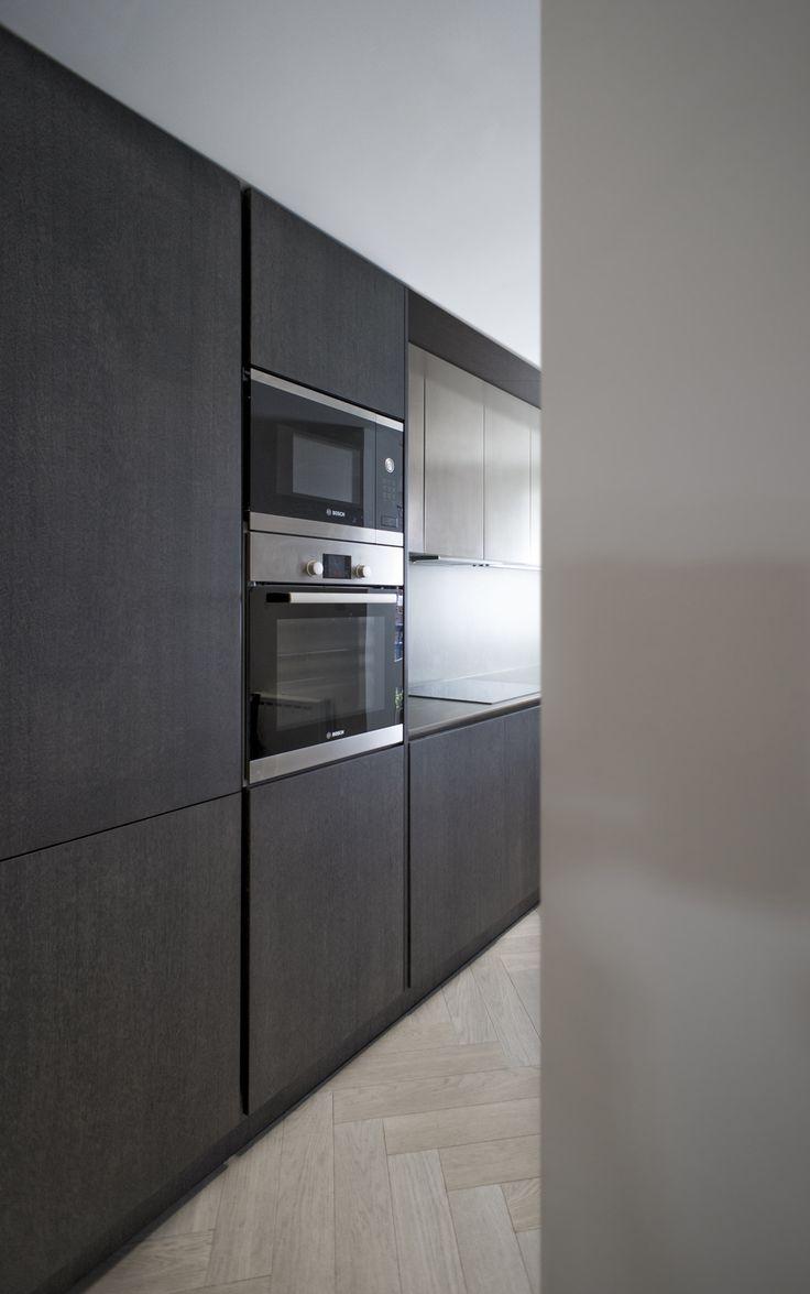 London Chelsea Apartment Referbishment & Interior Design_Kitchen
