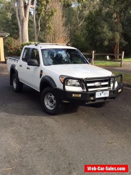 Ford Ranger PK 2010 Twin Cab XL 3.0 Lt. Turbo Diesel  #ford #ranger #forsale #australia
