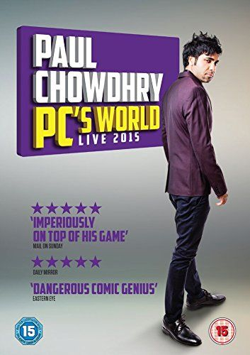 From 0.50 Paul Chowdhry - Pc's World [dvd] [2015]