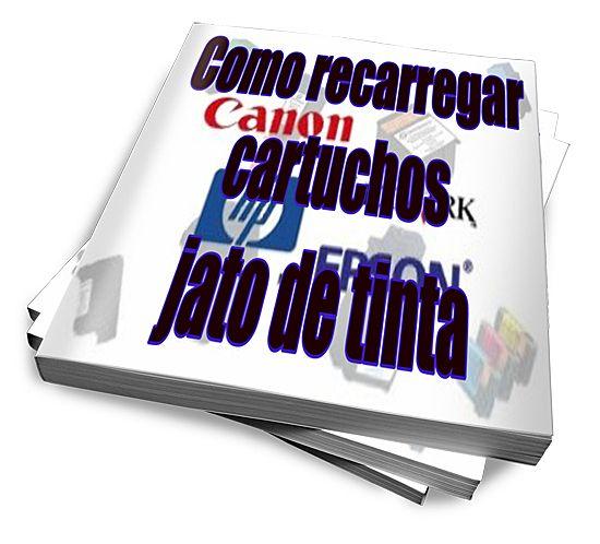 Curso Basico De Recarga De Cartuchos - Ajudará A Economizar ou GANHAR DINHEIRO :: Serginho-sucesso