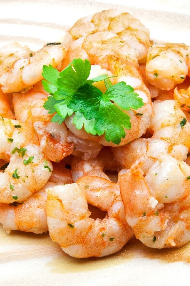 Shrimp Scampi with Garlic & Lemon #Recipe I have cooked this for years  never met anyone that didn't love it!