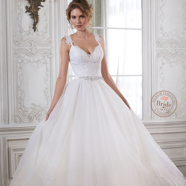 Crystal from Maggie Sottero collection, as seen on dressfinder.ca