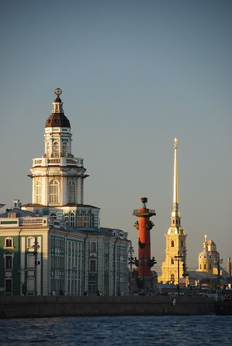 First Museum Of St.Petersburg Russia