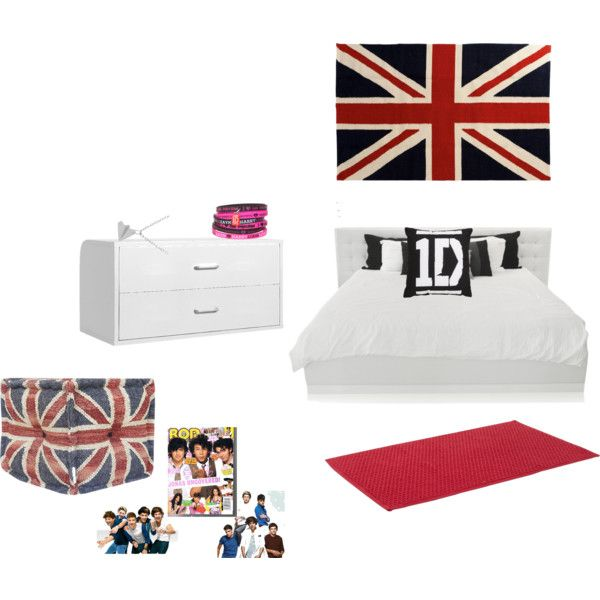 one direction bedroom