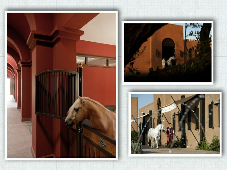 Just outside Marrakech – Selman Hotel offers glamorous guests rooms designed by architect Jacques Garcia, a palm-tree-encompassed Olympic-size swimming pool a visit to the stables to view the magnificent Arab Stallions is highly recommended during your stay. #DDHRM #SelmanMarrakech #Morocco